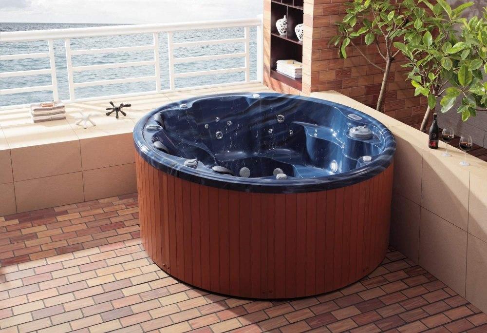 spa jacuzzi d 39 ext rieur as 006. Black Bedroom Furniture Sets. Home Design Ideas