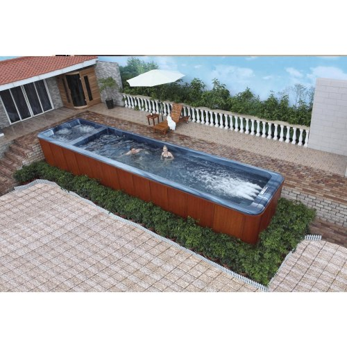 Piscine spa de nage AT-008