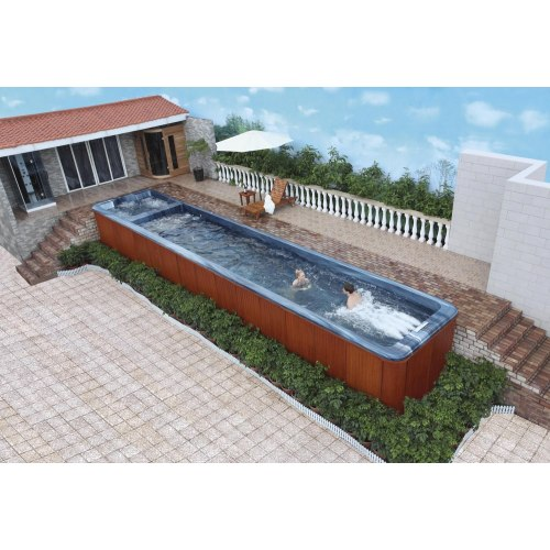 Piscine spa de nage AT-009
