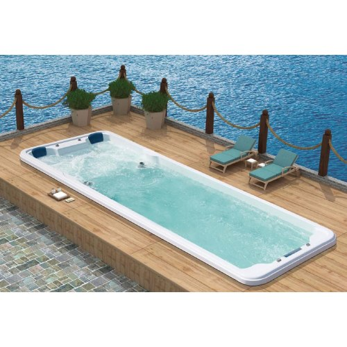 Piscine spa de nage AT-007