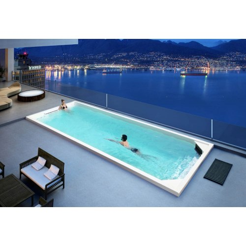 Piscine spa de nage AT-011