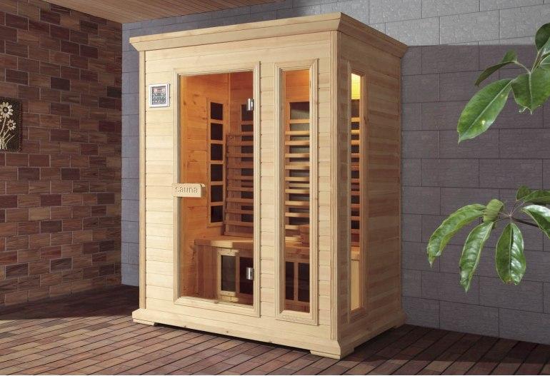 Sauna sec économique AR-005B