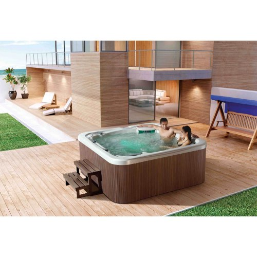 spa jacuzzi d 39 ext rieur as 0031b. Black Bedroom Furniture Sets. Home Design Ideas