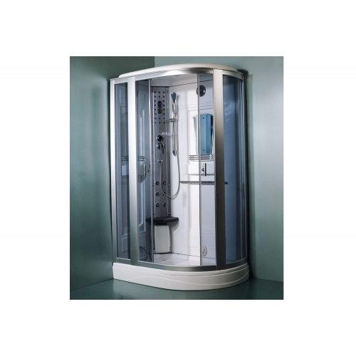 Cabine de douche hydromassante avec hammam AS-020A