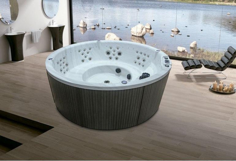 spa jacuzzi d 39 ext rieur at 016. Black Bedroom Furniture Sets. Home Design Ideas