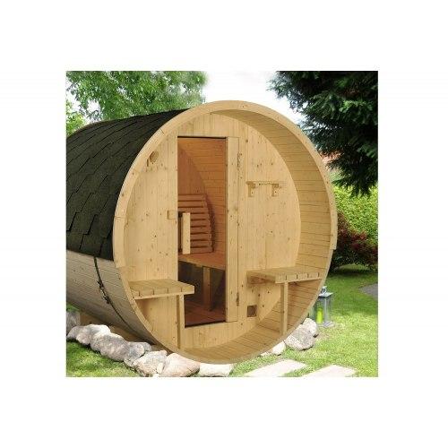Sauna sec extérieur tonneau AF-004A