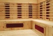 Sauna sec économique AR-003