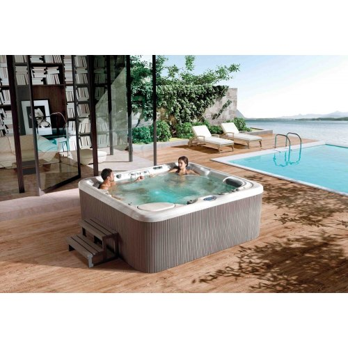 tarif jacuzzi extrieur trendy prix jacuzzi exterieur avec. Black Bedroom Furniture Sets. Home Design Ideas