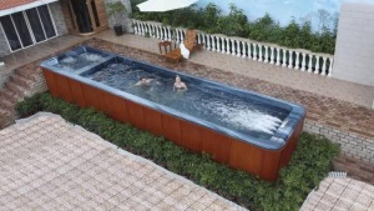 Spas de nage au meilleur prix