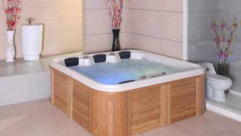Guide pour le choix d'un spa jacuzzi extérieur