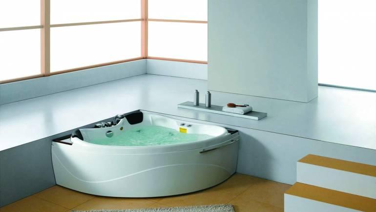 La baignoire balnéo, bien plus qu'une simple baignoire