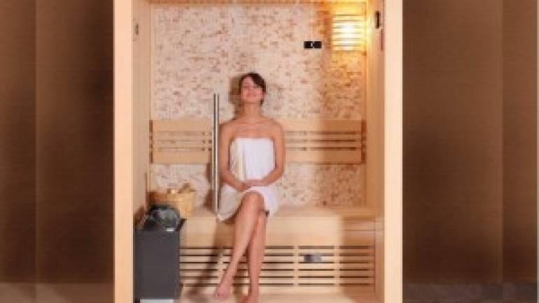 Sauna infrarouge, la chaleur sans eau
