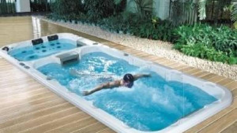 Spa de nage à contrecourant: le produit idéal