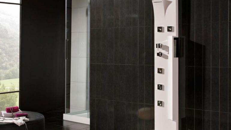 Colonnes de douche: ce que vous devez savoir