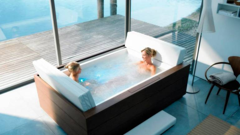 Fait curieux sur les baignoires balnéo