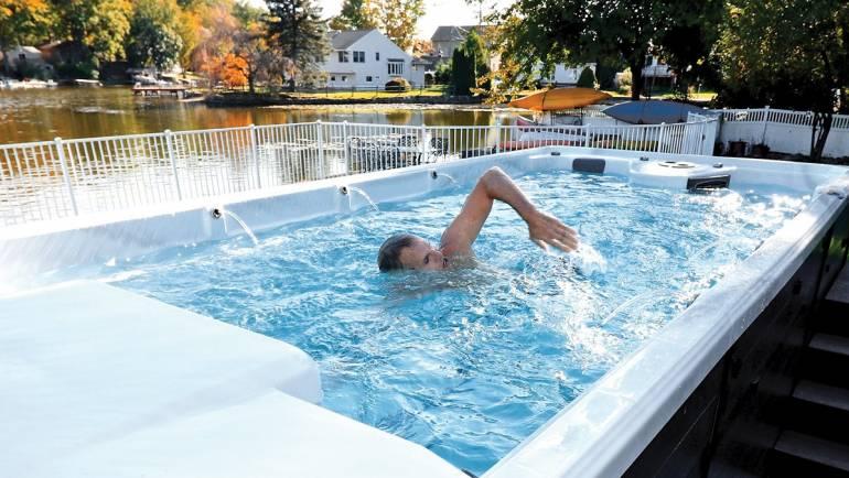 Spa de nage, que faire avant l'installation?