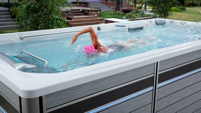 Spa de nage, la nouveauté en thérapie aquatique