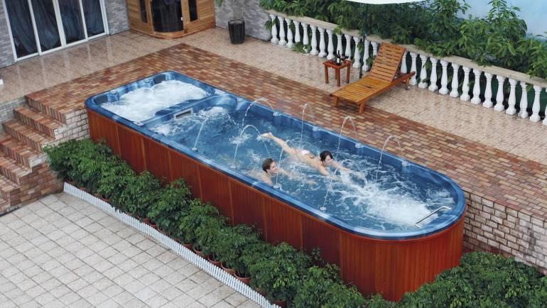 Spa de nage: une alternative pour améliorer votre santé
