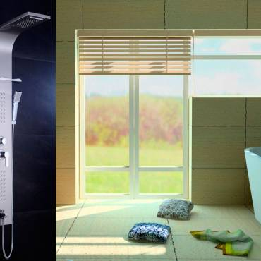 Principaux avantages pour le corps d'une colonne de douche