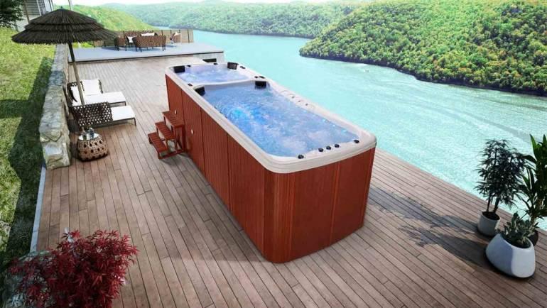 Améliorez l'expérience de votre spa de nage
