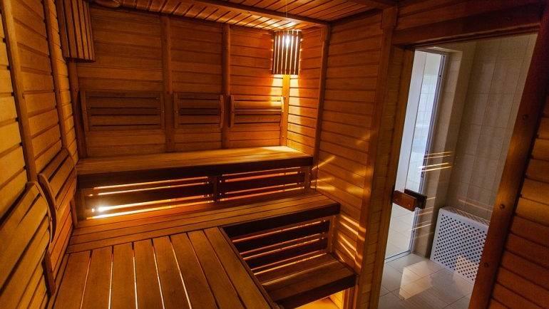 Voici comment fonctionne le sauna infrarouge ; les bienfaits pour la santé
