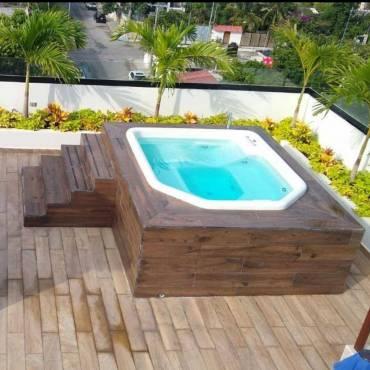 Les principes de base de l'installation d'un spa extérieur dans votre maison