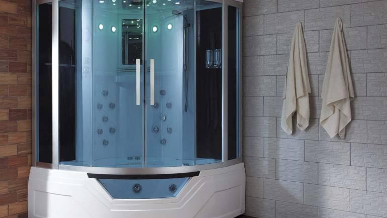 Avoir votre propre cabine d'hydromassage à la maison est possible