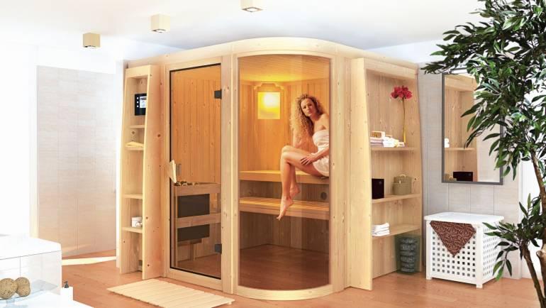 Histoire du sauna finlandais ; et plus d'informations à leur sujet
