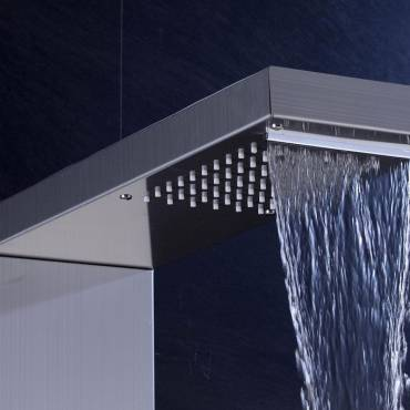 Découvrez quel panneau d'hydromassage est idéal pour votre maison