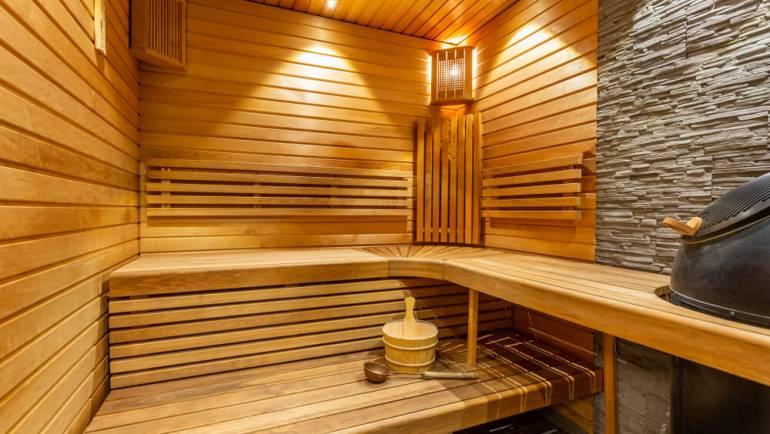 Sauna en bois, plus que de la détente garantie