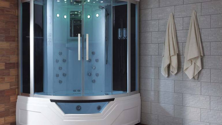 Cabine de douche hydromassage, soins et bienfaits