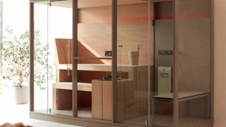Sauna à vapeur : 6 caractéristiques étonnantes