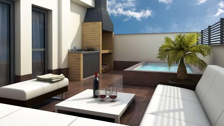 Jacuzzi de terrasse : comment compléter la décoration