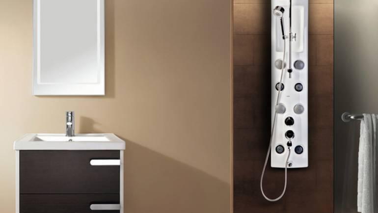 La colonne de douche à hydromassage : un plus pour votre maison